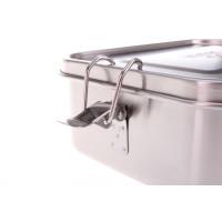 Basic roestvrijstalen lunchbox