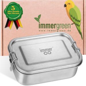 RVS bento lunchbox basic 1600 ml