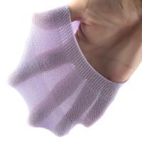 Socken Füßlinge Damen und Herren, 5er Pack
