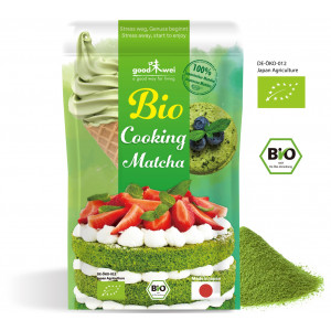Organic Matcha for Cooking, 200g