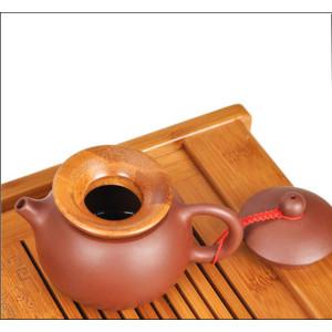 Teebesteck - Cha Dao Utensilien aus Bambus