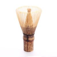 """Frullino di bambù """"Chasen"""" per Matcha con 80 setole bambù nero"""