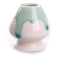 Chasentate - Ceramic Holder for Bamboo Whisk (Suiteki)